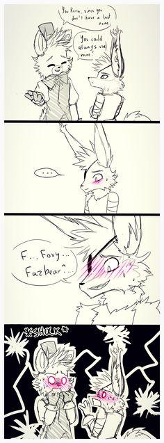 Foxy Fazbear ? by Myebi.deviantart.com on @DeviantArt