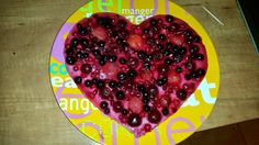 Flavour in Romanian Cuisine: Tarta cu fructe si branza