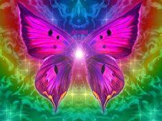 ✣...What the caterpillar calls the end of the world, the master calls a Butterfly...  ✣  Richard Bach  art; e11en vaman  www.facebook.com/ellenvaman 1090
