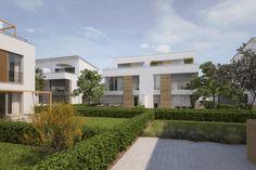 Beispielbebauung 'Bebauungsplan Birkenstraße' - Typ. Doppelhaus   RAUMLABOR3 - Hochwertige Architekturvisualisierung aus Karlsruhe   #visualisierung #3d #rendering #render #architekturvisualisierung #3d-visualisierung