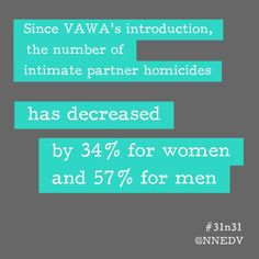 Since introduction, the number of intimate partner homicides has decreased by for women and for men. Domestic Violence, October 2014, Number, Women, Woman