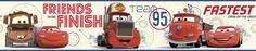 "Walt Disney Kids II Buddy 9"" Border Wallpaper"