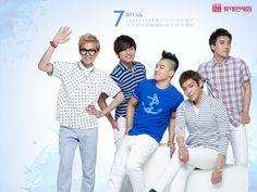 Free July Calendar Big Bang Wallpaper Pictures collection. Download all BIGBANG Wallpaper HD quality.