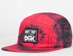 Don't Trip 5-Panel Hat by DGK