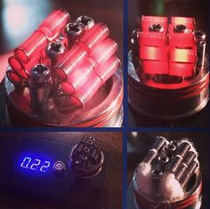 Impressive Vaping Coil Builds #RePin by AT Social Media Marketing - Pinterest Marketing Specialists ATSocialMedia.co.uk