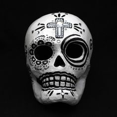 Calaca de Día de los Muertos