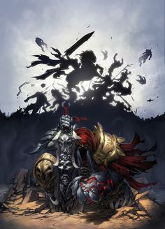 Joe Madureira is my favorite artist of all time! Incredible work every time!