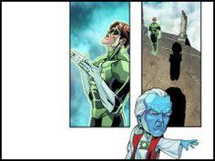 Injustice: Year 2 Episode #8  #batman #superman #dccomics #greenlantern #wonderwoman #comics #comicart #art #drawing