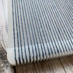 Purl /& Loop Minute Weaver Micro Mini Weaving Loom Extra Fine // 20 EPI