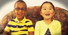 My new favorite thing ever! Father's Day Message From 2 Adopted Kids About God - Inspirational Video