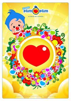 ¡Descubre todos los corazones y comparte con tus amigos la magia de Plim Plim! ¡CLARO QUE SÍ!