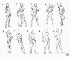 человек в движении рисунок - Поиск в Google
