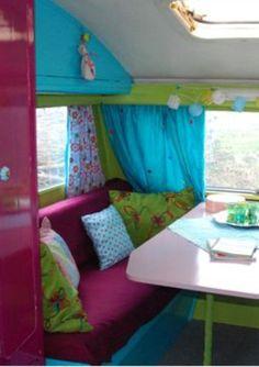 Holland....Rose Caravan