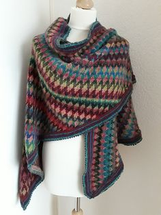 Ravelry: Colourbeauty pattern by Margje Enting