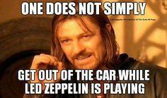 Led Zeppelin meme