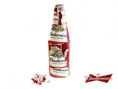 Budweiser Unveils Social Anxiety Bottle With 900% More Label To Pick At - The Onion - America's Finest News Source