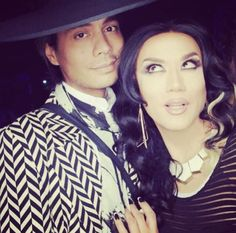 Sutan and Manila. I honestly don't think I've ever shipped a couple more in my life.