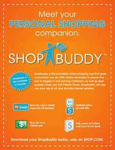 "Meet your ""Personal Shopping"" companion!"