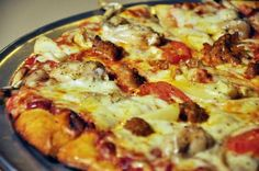 For the freshest and tastiest #pizza around, stop on by at #Debonairs. #Food