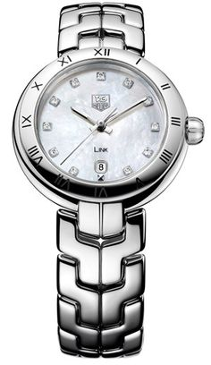 TAG Heuer introduces a new collection: Link Lady.