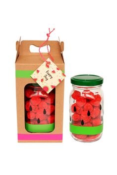 Candy Shots, Candy Kabobs, Candy Sushi, Paint Buckets, Sweet Box, Candy Boxes, Happy Day, Diy Gifts, Packaging