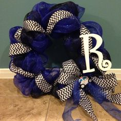 Another Thin Blue Line wreath