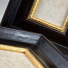 8x10 Deep Brown Wide Frame for Photos and Small par mackenzieframes, $55,00