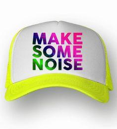 Diseño Make Some Noise | Quiubolee