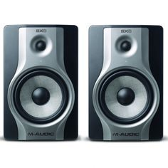M Audio BX8 Carbon (Pair) Studio #Monitor @ INR 35000.  Professional Monitoring for the Professional Studio The BX8 Carbon studio monitor helps you track monitor and mix with confidence by providing accurate sound and dynamic acoustic control.