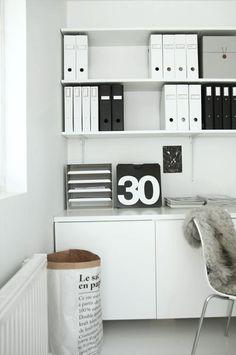Via Elisabeth Heier | White | Massimo Vignelli 365 Calendar