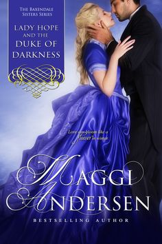 Maggi Andersen - Lady Hope and the Duke of Darkness