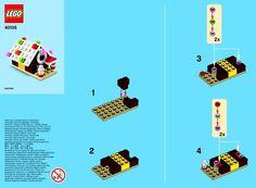 Promotional - Monthly Minibuild December [Lego 40105]
