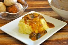 Surviving the Holidays by Becoming a Spiritual Warrior & Ordinary Vegan's Rich & Delicious Mushroom Gravy — Ordinary Vegan