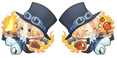 One Piece Comic, One Piece 1, One Piece Anime, Ace And Luffy, Chibi, Kawaii, Disney Characters, Gallery, Cute