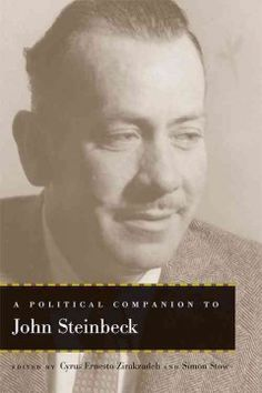 A political companion to John Steinbeck - examines the most contentious political aspects of the author's body of work, from his early exploration of social justice and political authority during the Great Depression to his later positions regarding domestic and international threats to American policies.