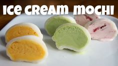 DIY Ice Cream MOCHI - You Made What?!