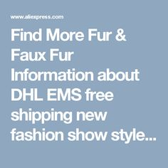 Find More Fur & Faux Fur Information about DHL EMS free shipping new fashion show style Genuine fox Fur Coat Women Long full pelt fox rabbit fur jacket winter fur F474,High Quality coated wallpaper,China coat down Suppliers, Cheap coat girl from Cocol colette Fashion co.,Ltd on Aliexpress.com