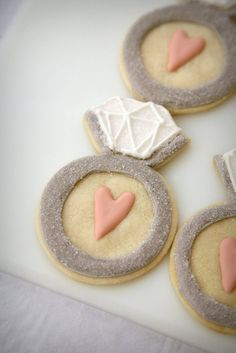 CUTE COOKIES - BACHELORETTE PARTY IDEA