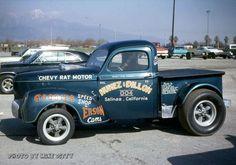 Willys Gasser Pickup