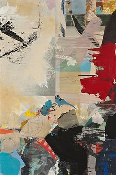 Stremmel Gallery is pleased to present an exhibition of new works by Carol Gove, Louise Forbush and Eleanor McCain, on view from November 19 – December Abstract Expressionism, Abstract Art, Collage Drawing, Collage Art Mixed Media, Les Oeuvres, Original Artwork, Illustration Art, Texture, Artist