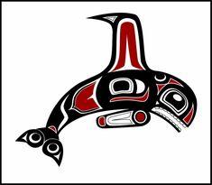 orca - Haida Point Art