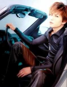 the Japanese singer/actor, Gackt. - See this image on Photobucket.