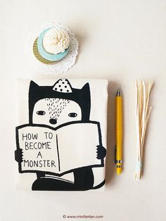 How To Become A Monster (Cat Version) - Reusable, Washable & Eco Friendly Tote Bag - Cotton Silkscreen Tote Bag on Etsy, $16.48 AUD
