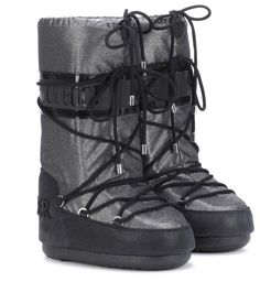 Moon Boot 3rd Avenue Ankle boots in Grey Crazy Price