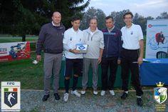 Andrea De Martini Campione del Saluzzo Footgolf Challenge 27/10/13