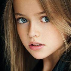 9 yr old Russian Model - Kristina Pimenova
