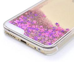 PLATA iPhone6 4.7インチ 用 星空 ケース 【 ブルー 】※ スマホリムーバー セット IP6-5010BL