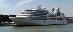 Seabourn Odyssey #luxury #cruise #ship
