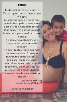Toda mãe é apaixonada por seu filho. Cada mãe apaixonada vai se identificar com essa poesia. Poesia de Mãe por Jaqueline Bernardo  (Mães Apaixonadas). Poema de mãe | Blog de mãe | Poemas maternos