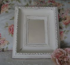 A Petite Shabby Mirror for Your Big Life